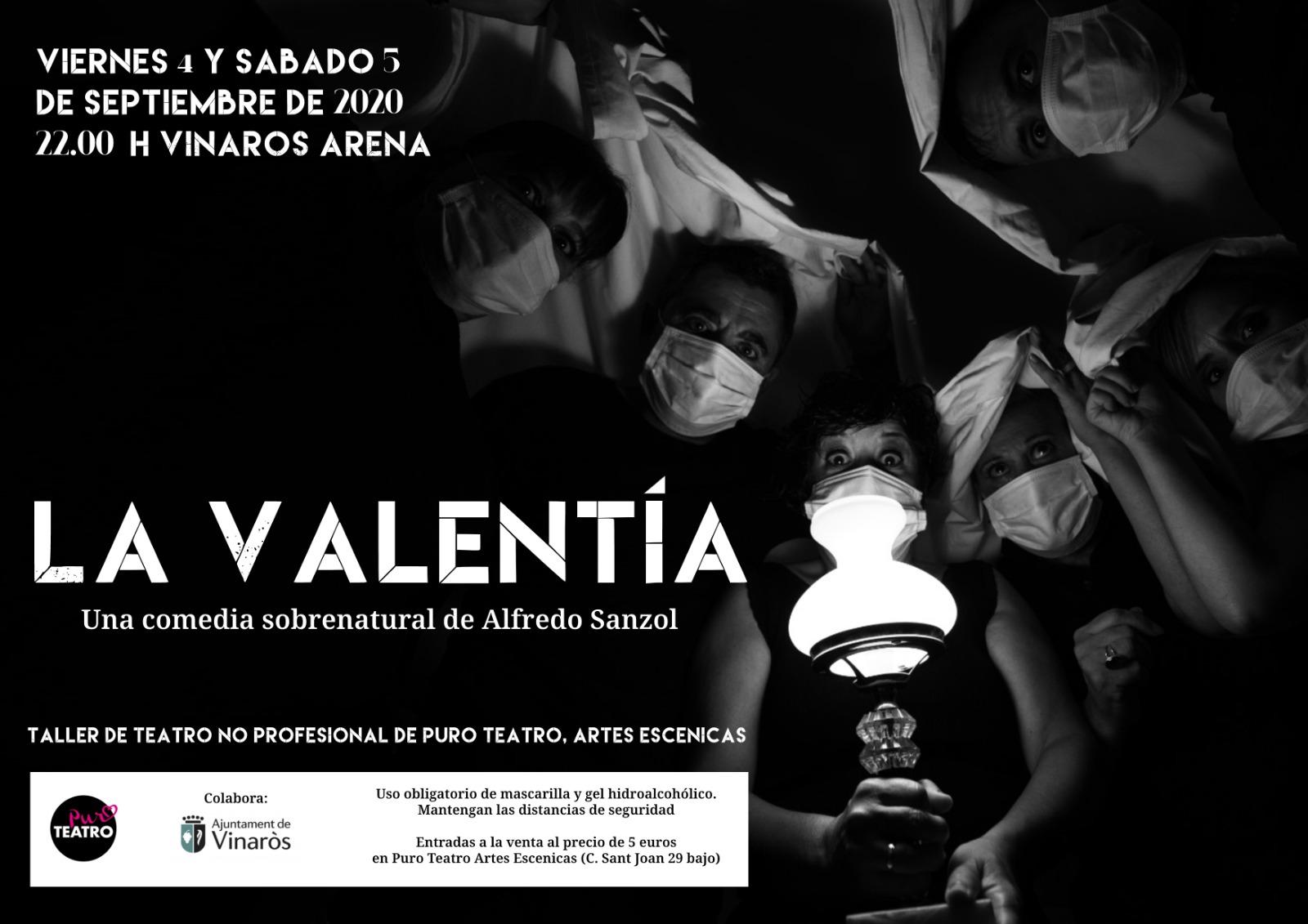"""La Valentía"""