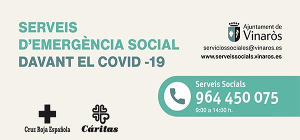 Serveis d'emergència social
