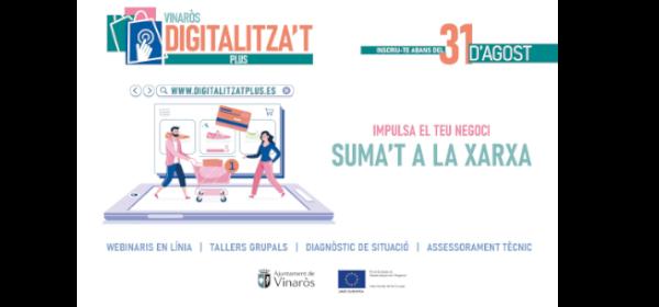 Vinaròs Digitalitza't Plus