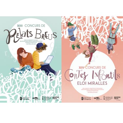 L'Ajuntament desvetlla els finalistes i guanyadors dels certàmens literaris infantils