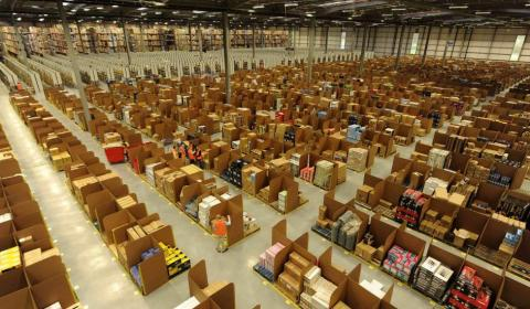 L'Ajuntament ofereix a l'empresa Amazon els terrenys de Soterranyes