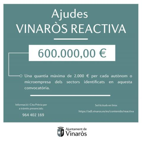 Vinaros-reactiva