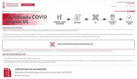 Certificat-covid19
