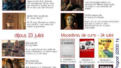 Vinaròs acogerá una nueva edición del Festival Internacional de Curtmetratges Agustí Comes