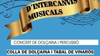 Concierto de dolçaina y percusión